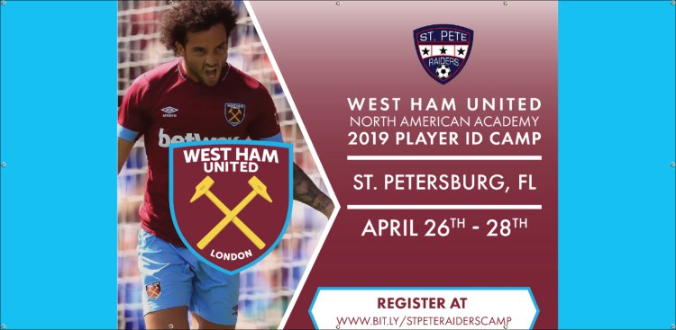 West Ham United Player ID Camp